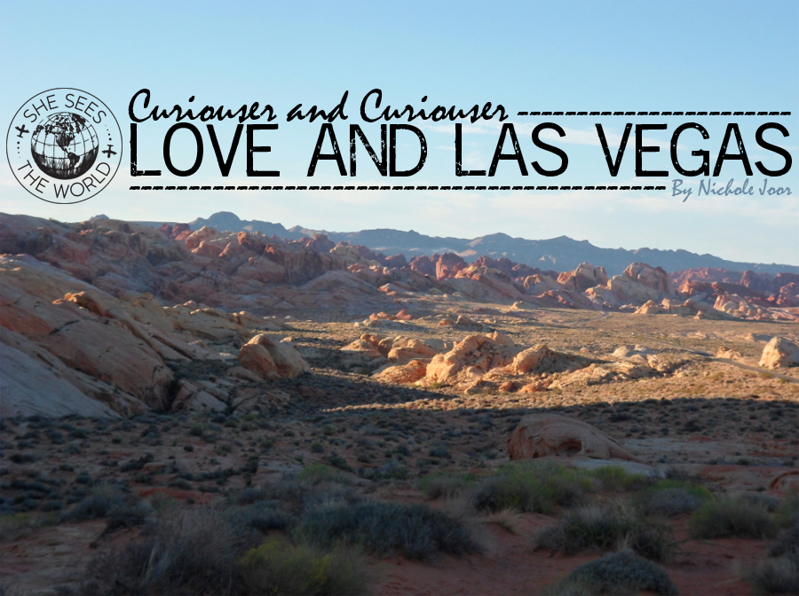 Curiouser and Curiouser – Love and Las Vegas
