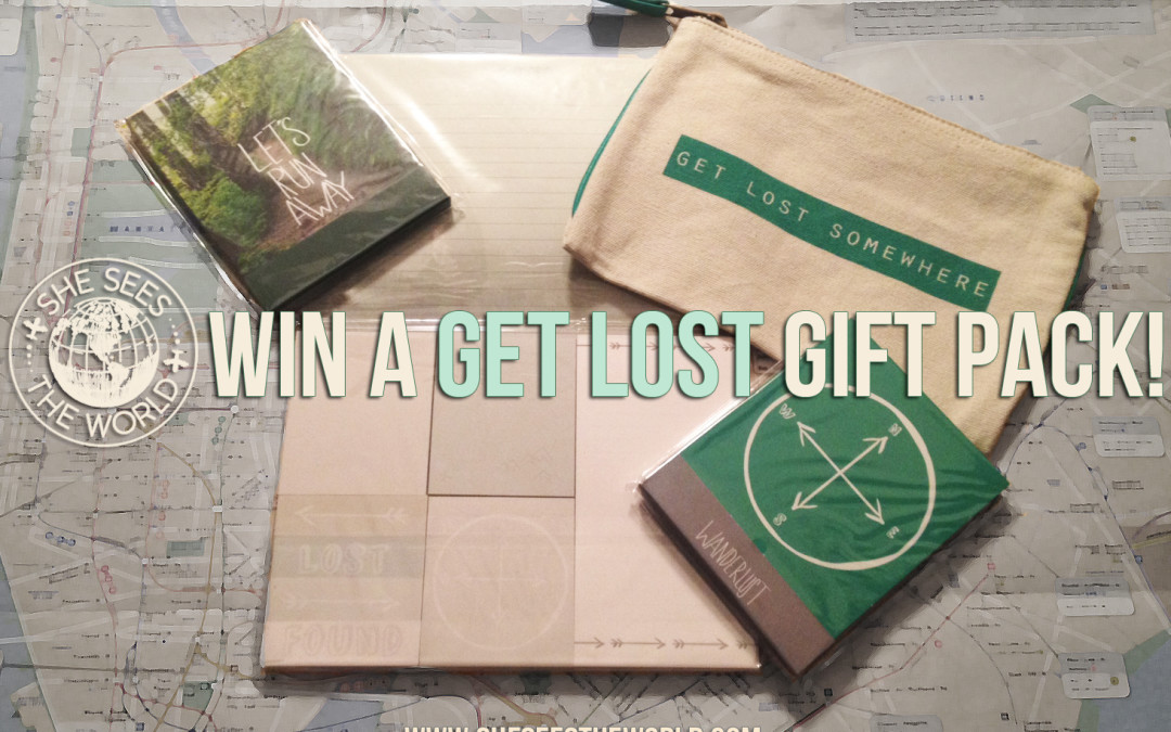 CONTEST: Win a Get Lost Gift Pack