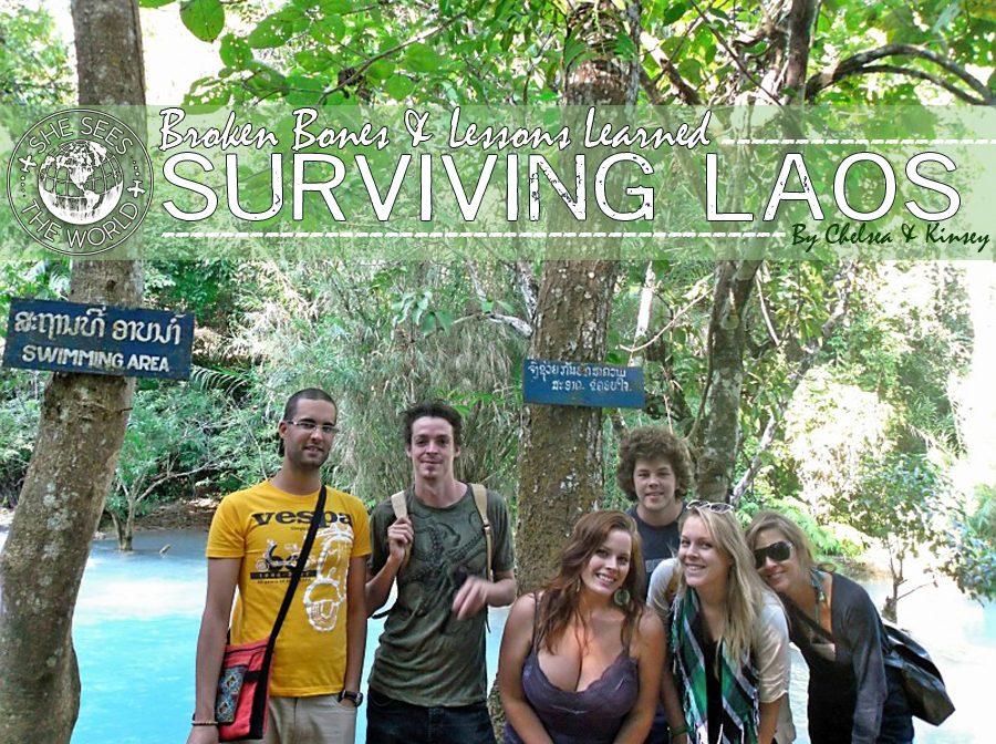 Broken Bones and Life Lessons – Surviving Laos