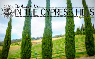 The Answer Lies in the Cypress Hills