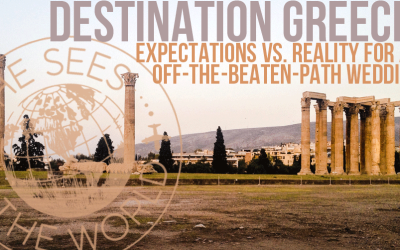 Destination Greece: Expectation vs. Reality for an Off-The-Beaten-Path Wedding