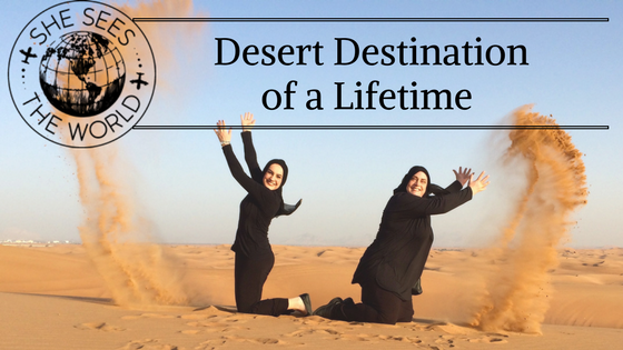 Desert Destination of a Lifetime