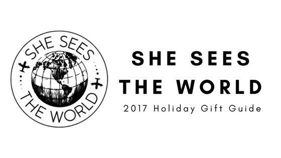 Holiday Travel Gift Guide – For Her