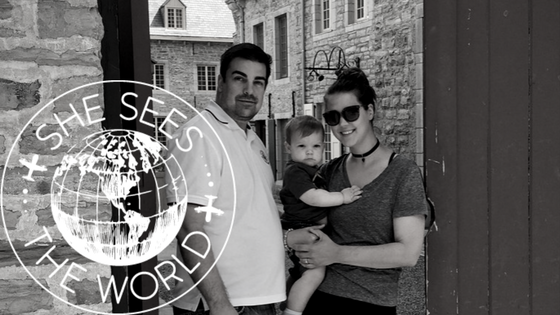 Mommy Travel: Discovering the world through their eyes