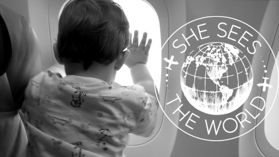 Mommy Travel: Baby's first vacation